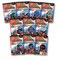Standard Deviants School American Government 10 Pack