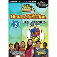 Standard Deviants School Nutrition Module 2: The Digestive System DVD