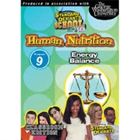 Standard Deviants School Nutrition Module 9: Energy Balance DVD