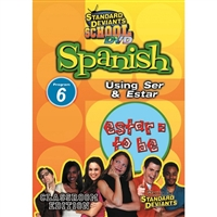 Standard Deviants School Spanish Module 6: Ser And Estar