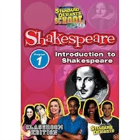 Standard Deviants School Shakespeare Module 1: Intro To Shakespeare DVD