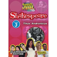 Standard Deviants School Shakespeare Module 3: Titus Andronicus DVD