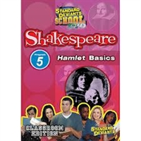 Standard Deviants School Shakespeare Module 5: Hamlet Basics DVD
