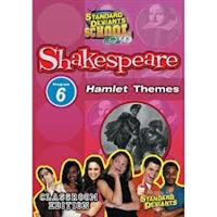 Standard Deviants School Shakespeare Module 6: Hamlet Themes DVD