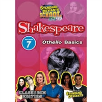 Standard Deviants School Shakespeare Module 7: Othello Basics DVD