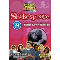 Standard Deviants School Shakespeare Module 11: King Lear Basics DVD