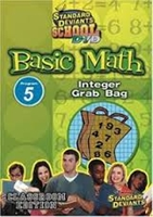 Standard Deviants School Basic Math Module 5: Integer Grab Bag DVD