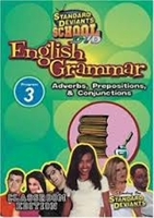 Standard Deviants School English Grammar Module 3: Adverbs, Prepositions And Conjunctions DVD