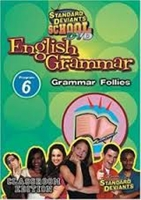 Standard Deviants School English Grammar Module 6: Grammar Follies DVD