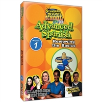 Standard Deviants School Advanced Spanish Module 1: Reviewing The Basics
