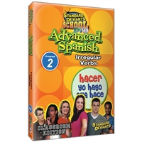 Standard Deviants School Advanced Spanish Module 2: Irregular Verbs