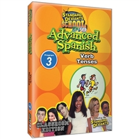 Standard Deviants School Advanced Spanish Module 3: Verb Tenses