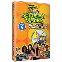 Standard Deviants School Advanced Spanish Module 6: The Preterit And Perfect Tenses