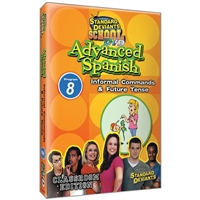 Standard Deviants School Advanced Spanish Module 8: Informal Commands And Future Tense