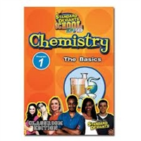Standard Deviants School Chemistry Module 1: The Basics DVD