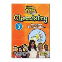 Standard Deviants School Chemistry Module 3: Percent Composition DVD