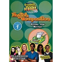 Standard Deviants School English Composition Module 1: Enter The Writer DVD
