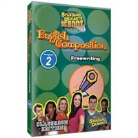 Standard Deviants School English Composition Module 2: Free Writing DVD