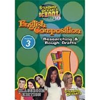 Standard Deviants School English Composition Module 3: Researching & Rough Draft DVD