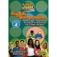 Standard Deviants School English Composition Module 4: From First Line To Last Draft DVD