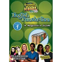 Standard Deviants School English Punctuation Module 1: A Beginner's Guide DVD