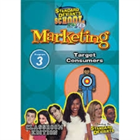 Standard Deviants School Marketing Module 3: Target Consumers DVD
