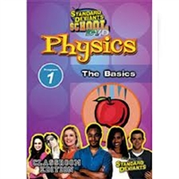 Standard Deviants School Physics Module 1: The Basics DVD
