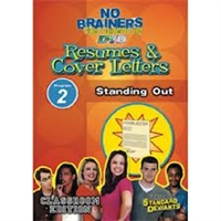 Standard Deviants School NB Resumes & Cover Letters 2: Standing Out DVD