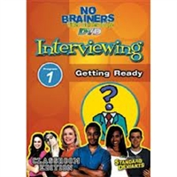 Standard Deviants School NB Interviewing 1: Getting Ready DVD