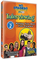 Standard Deviants School NB Interviewing 2: Putting Your Best Foot Forward DVD