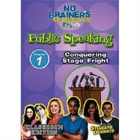 Standard Deviants School NB Public Speaking 1: Conquering Stage Fright DVD