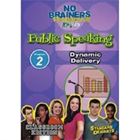 Standard Deviants School NB Public Speaking 2: Dynamic Delivery DVD