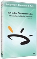Art In The Classroom Series: Introduction To Design, Elements (#394338)