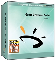 Great Grammar Series: Video Quiz DVD Set