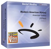 American History Video Quiz (10 Pack) (#395475)