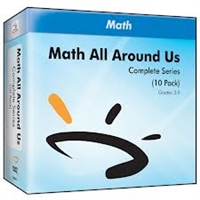 Math All Around Us Series (#395611)