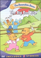 The Berenstain Bears: The Big Red Kite DVD