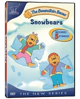The Berenstain Bears: Snowbears DVD