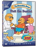 The Berenstain Bears: Visit the Dentist DVD