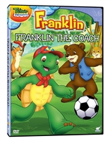 Franklin The Coach DVD