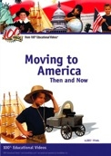Moving To America Then and Now DVD