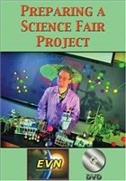 Preparing A Science Fair Project DVD