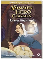 Animated Hero Classics: Florence Nightingale DVD