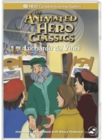 Animated Hero Classics: Leonardo Da Vinci DVD