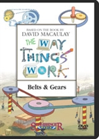 The Way Things Work: Belts & Gears