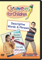 Grammar For Children: Descriptive Words & Phrases