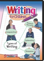 Writing For Children: Types Of Writing