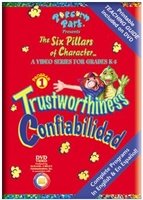 Six Pillars Of Character: Trustworthiness DVD