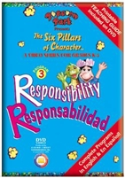 Six Pillars Of Character: Responsibility DVD