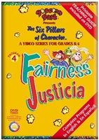 Six Pillars Of Character: Fairness DVD
